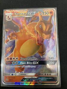 Pokemon Charizard Gx Hidden Fates Promo Sm211 (no Shining Gold Star Charizard)