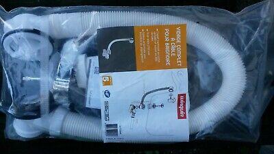 Vidage Complet A Cable Wirquin Pour Baignoire Ebay