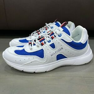 Tommy Hilfiger Corio White Blue Sneaker