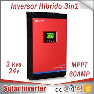 Inversor-Solar-Onda-Pura-3000VA-24V-PWM-50A-MPPT-60A-Hybrid-Inverter-24v-to-230v