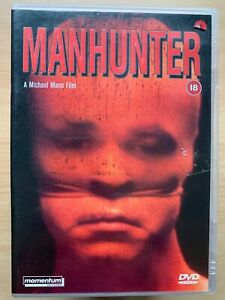 Manhunter-DVD-1986-Thomas-Harris-Rojo-Dragon-Hannibal-Lecter-Pelicula-Suspense