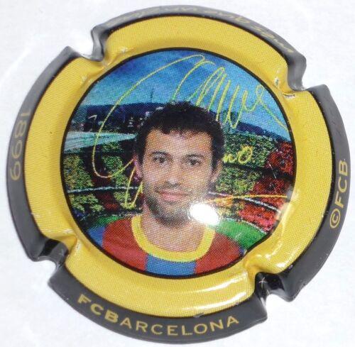 portrait Capsule de CAVA FCB   BARCELONA MASCHERANO