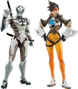 Tracer Overwatch Good Smile Company figma