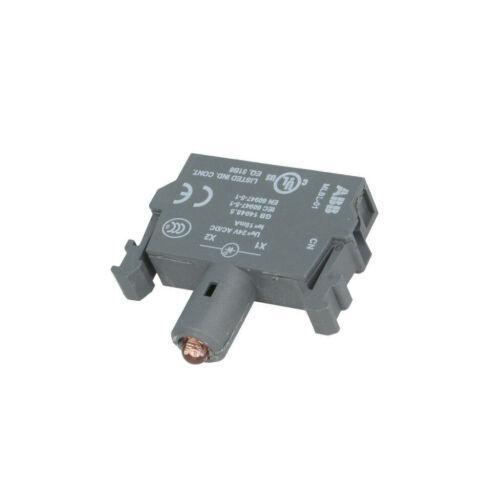 1SFA611621R1011 Illuminating unit 22mm M2S,MPD,MPEK,MPET,MPI,MPM,MTS front ABB