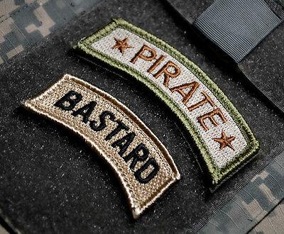 Other Militaria Collectibles Motivated Kandahar Whacker Jsoc Seal Black Op Afghanistan Partnering Unit Bastard 2-tab