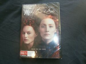 034-Mary-Queen-of-Scots-034-DVD-2019-DRAMA-NEW-amp-SEALED-REGION-4-FREE-POSTAGE