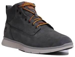 Grey Uk Nubuck Men Leather Killington Timberland Boots Chukka 6 Size X0xngw71