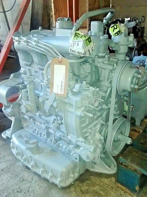 CT4 134TV / KUBOTA V2203 ENGINE 26-50004-00RM for CARRIER VECTOR