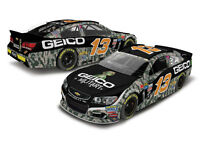 Ty Dillon 13 Geico Military 2017 1/24 Action Diecast Car Free Shipping