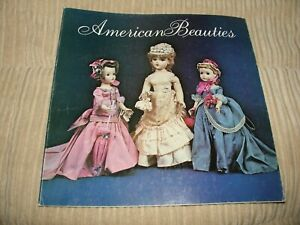 Theriault S Doll Auction Catalog American Beauties Mostly M Alexander Dolls Ebay