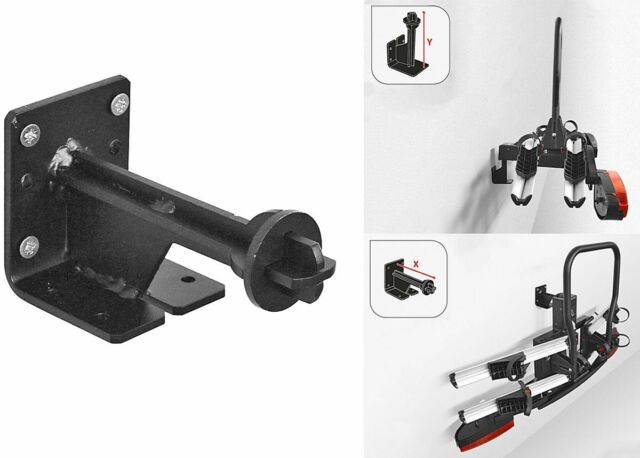 MENABO Bike Cycle Carrier Towbar Towball Wall Mount Bracket Storage Holder