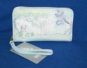 Disney Store Animator/'s Cinderella Zip Around Wallet Wristlet NEW