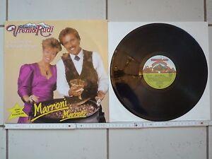 LP-Vinyl-Vreni-amp-Rudi-Marroni-Marroni-Bellaphon-Heimatland