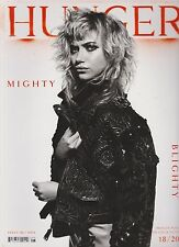 HUNGER FASHION MAGAZINE #06 SPRING/SUMMER 2014, MIGHTY-BLIGHTY, IMOGEN POOTS.