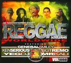 Reggae Souljahs Worldwide, Vol. 1 [Digipak] by Various Artists (CD)