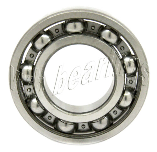 S6205 Bearing Stainless Steel Open 25x52x15 Ball Bearings 12867