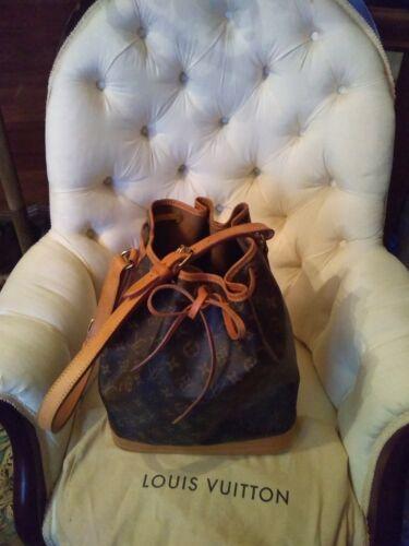 Authentic Vintage Louis Vuitton Noe Shoulder Bag M