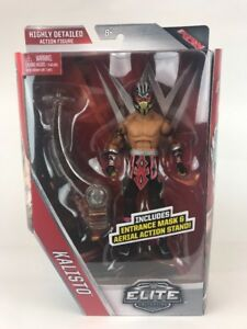 WWE-Raw-Kalisto-Elite-Collection-Action-Figure-2015-Mattel-8-WWE