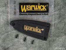 NEW LEFT HANDED WARWICK TRUSS ROD COVER BASS THUMB CORVETTE KATANA GUITAR PARTS