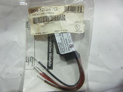 Sentrol ESL 204-12//24VG End of Line Power Supervision Module NEW!!! Edwards