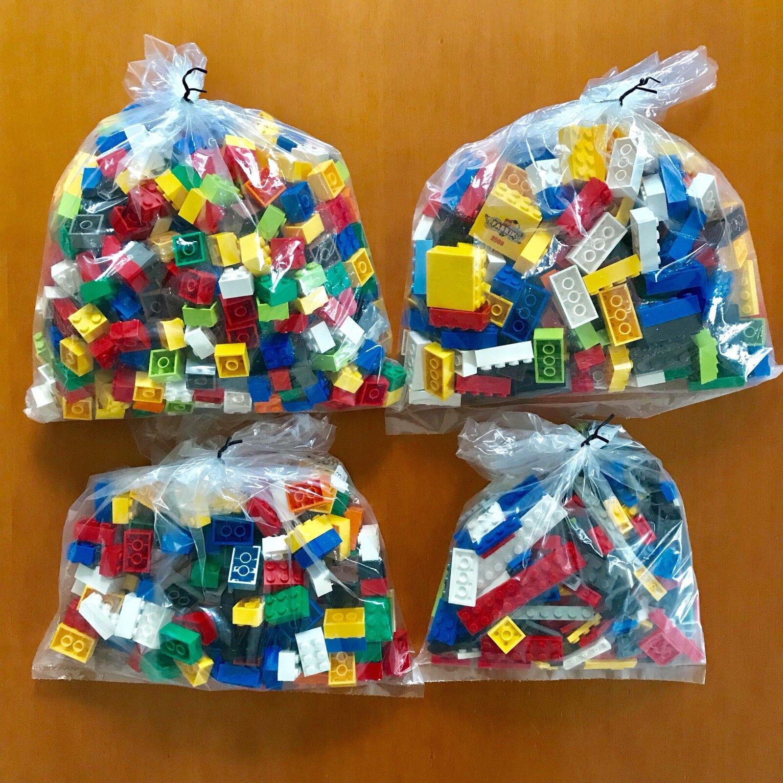 LEGO Konvolut - Guter Zustand, vorsortiert, ca. 4 KG