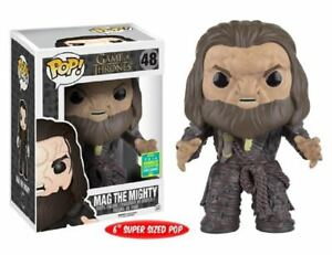 Mag The Mighty Giant 2016 Exclusive POP! Game of Thrones #48 Vinyl Figur Funko