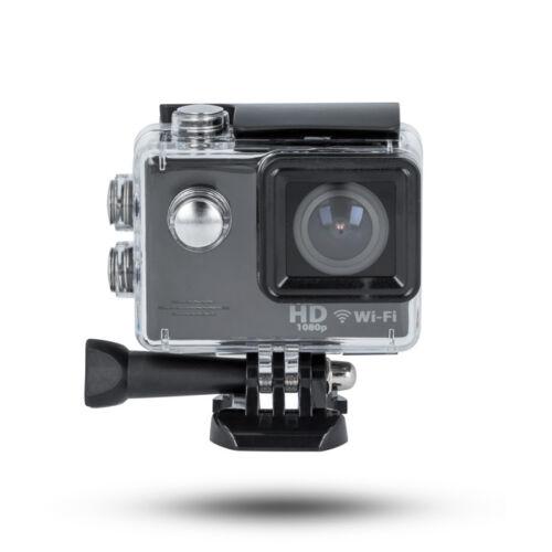 Actioncam sc210 FullHD WiFi 1080p 30fps 12mp descubre grabaciones impermeable
