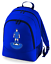 Football-TEAM-KIT-COLOURS-Leicester-Supporter-unisex-backpack-rucksack-bag miniatuur 4