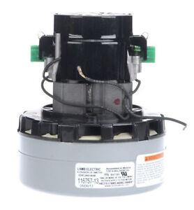 Ametek Lamb Vacuum Blower Motor 120 Volts 116757 13 Ebay