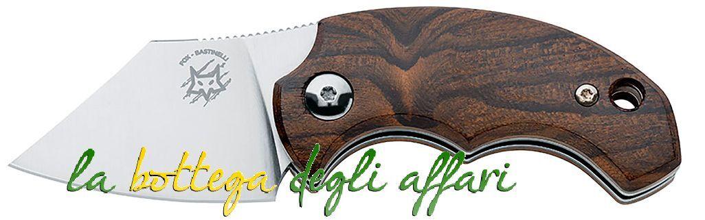 Coltello militare caccia FOX Maniago FX-519ZW BB Drago Bastinelli Design