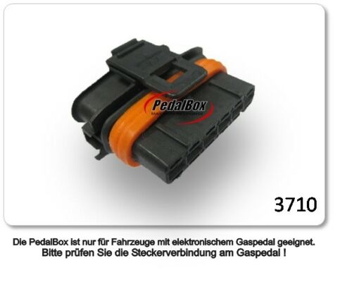 DTE Systems PedalBox 3s para Alfa Romeo 147 937 2000-2010 3.2l GTA v6 184kw...