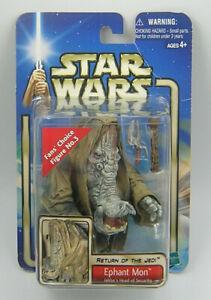 star wars saga 2002 #45 ephant mon | ebay