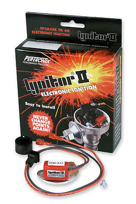 Pertronix 9LU-142A Ignitor II for Lucas 4 Cylinder 25D4