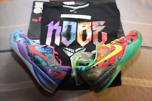 Nike Kobe 8 System Premium What The Kobe WTK W T-Shirt  635438-800 ... 9692ff0994