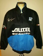 WINNERS CIRCLE ALLTEL RACING RYAN NEWMAN NASCAR WINSTON CUP SERIES JACKET L COAT