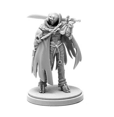 █ 30mm Resin Messenger of the Spiral Path KD Unpainted ONLY FIGURE WH275