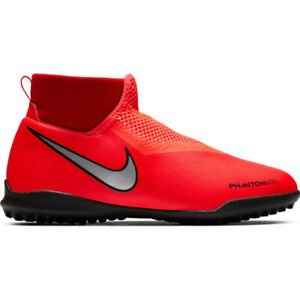 Details zu Nike JR Phantom Vsn Academy DF TF Kinder Fußballschuhe Multinocken
