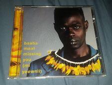 Baaba Maal - Missing You (Mi Yeewnii) -  CD