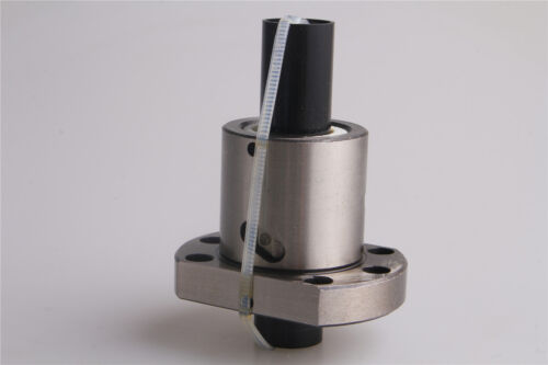 SFU2005-3Ballscrew Nut  Flange Type Seat For RM2005 SFU2005 Ballscrew