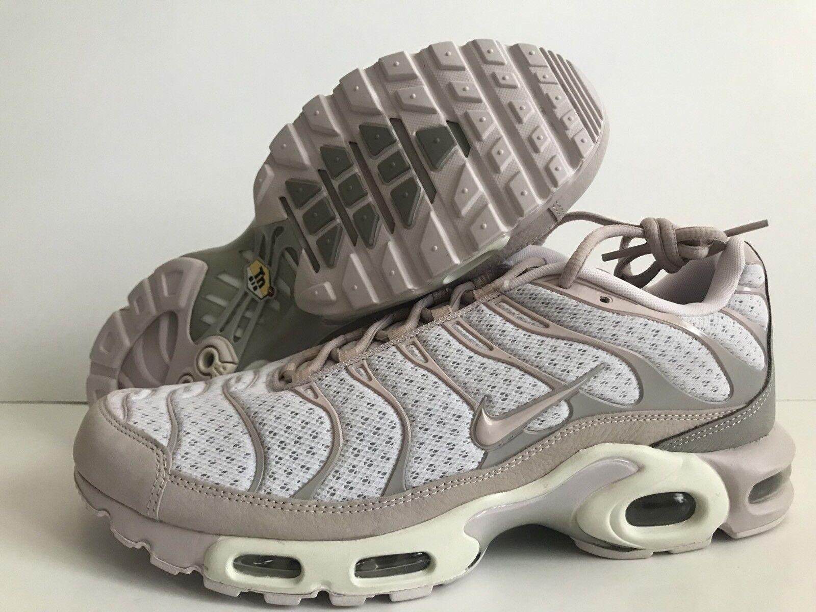Nike air max taglia gli uomini di laboratorio perla rosa acciottolato scarpe 898018 600