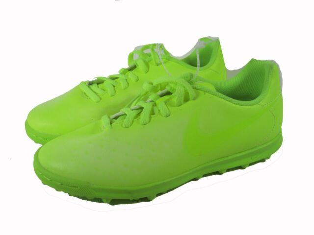 amplia selección de diseños reputación confiable al por mayor Nike Magista Ola II TF Youth 844416-777 Neon Green Turf Soccer ...