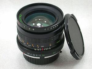 MAKINON-24mm-F-2-8-Manual-Focus-Prime-Lens-Fits-Minolta-MD-MC-88309216
