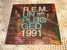 R.E.M. MTV Unplugged Complete Performance RHINO 2x 180g LP NEW SEALED 2014