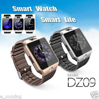 Sports Bluetooth Smart Watch Mate Unlock Phone Gsm Sim For Android Iphone Sony