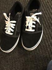 New Circa Black Combat Div Skate Shoes Men's Size 9.5
