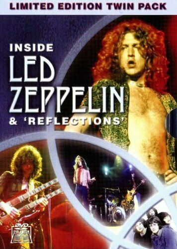 Led Zeppelin -Inside Led Zeppelin And Reflections DVD (2007)  New