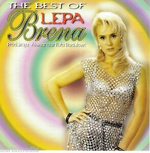 LEPA-BRENA-CD-The-Best-Of-Muzika-Futa-Best-Hit-Folk-Narodna-Momci-na-vidiku