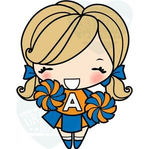 Cheer anya the greeting farm rubber stamp stamping craft cheerleader image is loading cheer anya the greeting farm rubber stamp stamping m4hsunfo