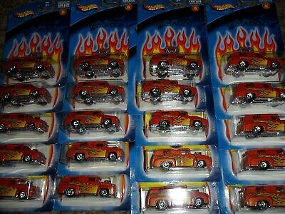 HOT WHEELS 1956 Ford Panel Truck Glendale HARLEY Davidson California  REALRIDERS
