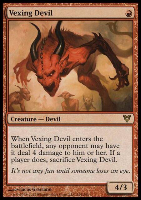 DIAVOLO IRRITANTE - VEXING DEVIL Magic AVR Mint